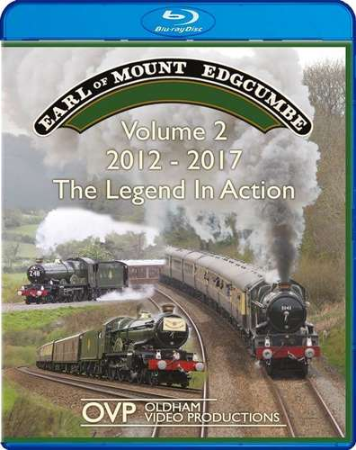 Earl of Mount Edgcumbe: Volume 2. Blu-ray