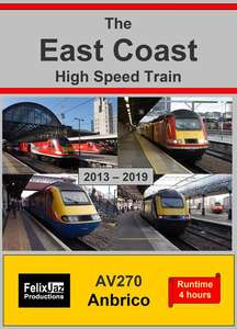 The East Coast HST (2013 - 2019) 4 Disc Set