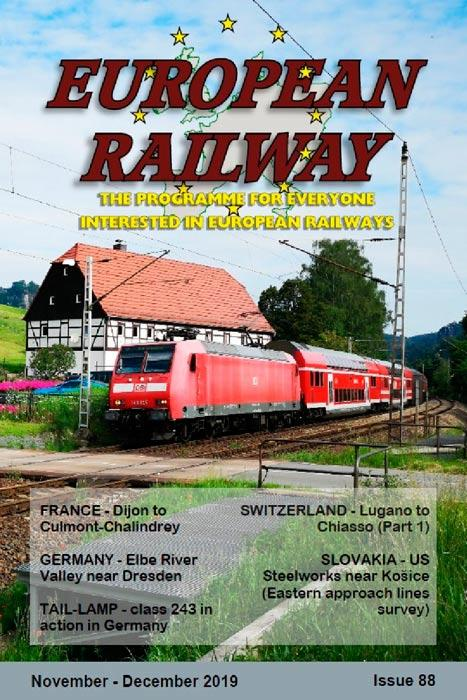European Railway: Issue 88