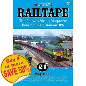 RAILTAPE No. 21 - May 1996
