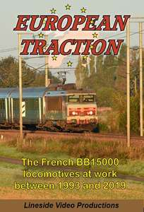 European Traction: The French BB15000 locomotives in action