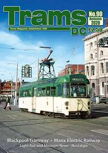 TRAMS DC Magazine 90 - Autumn 2020