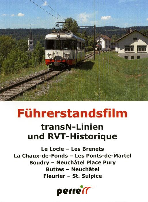 TransN Line and RVT-Historique