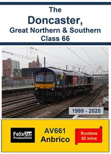 The Doncaster, Great Northern and Southern Class 66