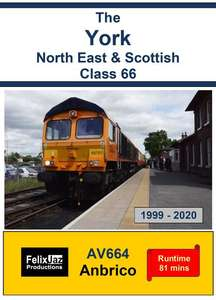 The York, North East and Scottish Class 66