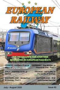 European Railway: Issue 92