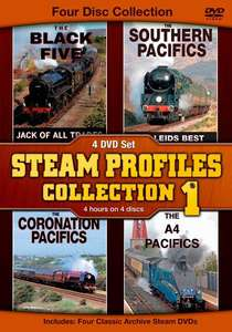 Steam Profiles Collection No.1