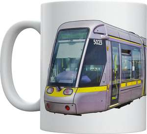 Light Rail Mug Collection - Dublin Luas Citadis 402