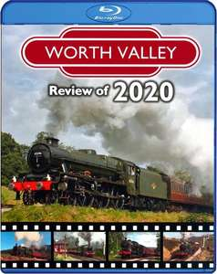 Keighley & Worth Valley Railway - Review of 2020. Blu-ray