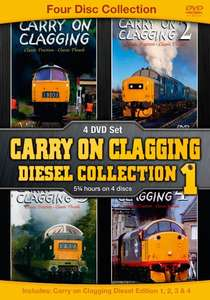Carry on Clagging Diesel Collection No.1
