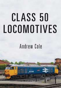 Class 50 Locomotives - Book
