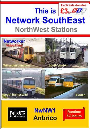 This is Network SouthEast NorthWest Stations