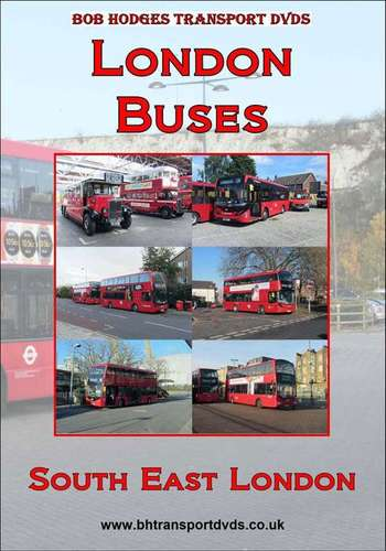 London Buses - South East London