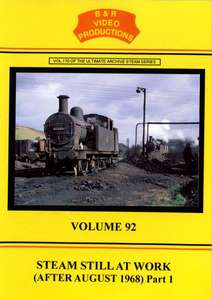 Steam Still At Work after August 1968 Part 1 - B&R 92