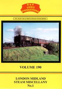 London Midland Steam Miscellany 1 - Volume 190