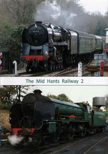 The Mid Hants Railway 2