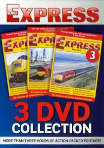 Rail Express - 3 DVD Collection