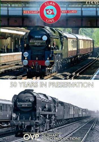 Clan Line - 50 Years in Preservation