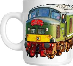 The Preserved Diesel Mug Collection - No.3