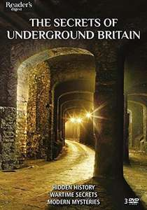The Secrets of Underground Britain