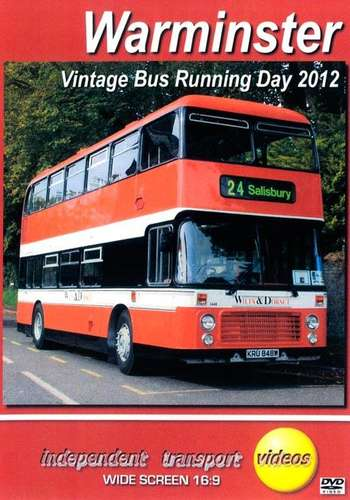Warminster Vintage Bus Running Day 2012