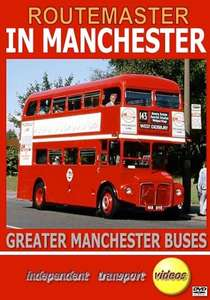 Routemaster in Manchester