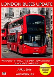 London Buses Update - April 2016