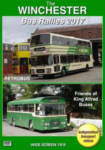 The Winchester Bus Rallies 2017