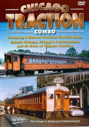 Chicago Traction Combo - 3 Midwest traction films