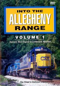 Into The Allegheny Range Volume 1