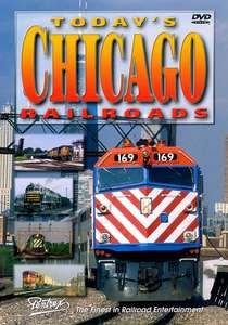 Todays Chicago Railroads