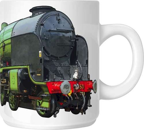 The Steam Mug Collection No 8 - 850 Lord Nelson