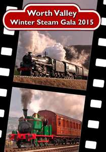 The Keighley and Worth Valley Railway Winter Steam Gala 2015