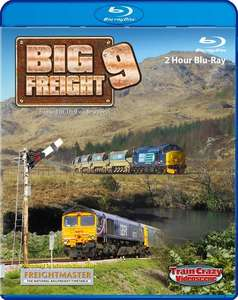 Big Freight 9. Blu-ray