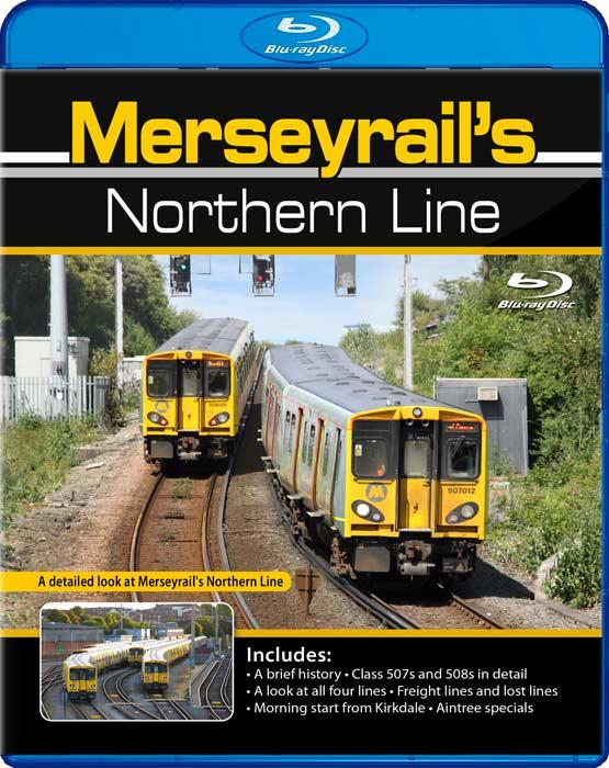 Merseyrails Northern Line - Blu-ray