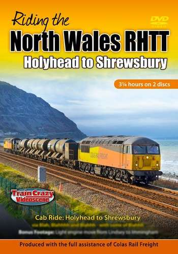 Riding the North Wales RHTT - Holyhead to Shrewsbury