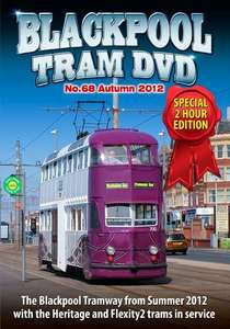 Blackpool Tram DVD 68 - Autumn 2012