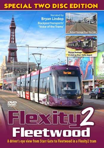 Flexity2 Fleetwood - Special Two DVD Edition - Plus Original Starr Gate to Fleetwood on DVD