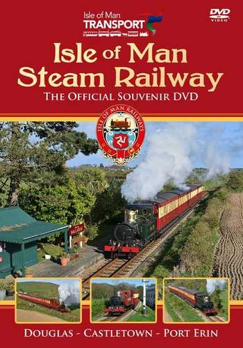 The Isle of Man Steam Railway - The Official Souvenir DVD
