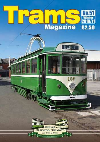 TRAMS Magazine 51 - Winter 2010/2011