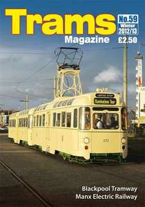 TRAMS Magazine 59 - Winter 2012-13