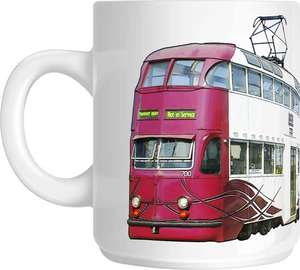 Blackpool Tram Mug Collection 2015 - Coronation 304