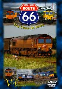 Route 66 - The Class 66 Story