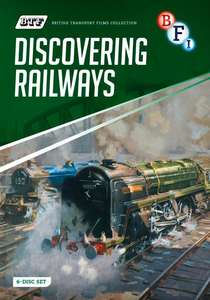 British Transport Films Collection Three - Discovering Railways - 6 disc set