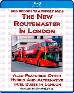 The New Routemaster In London - Blu-ray