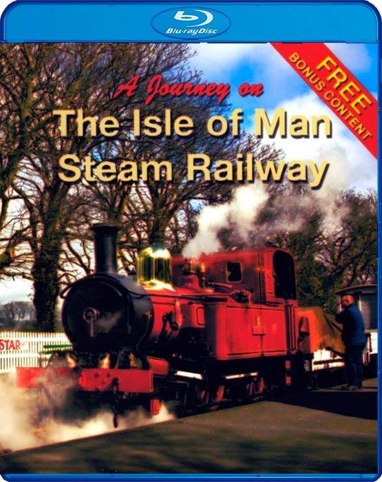 A Journey on the Isle of Man Steam Railway - Blu-ray