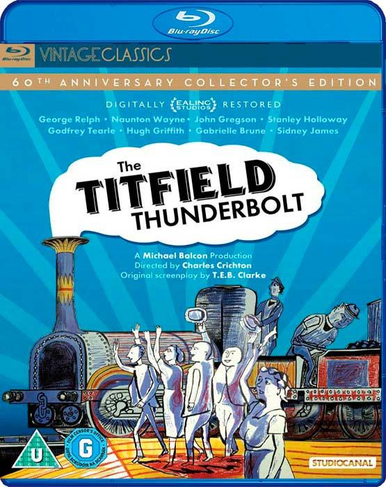 The Titfield Thunderbolt - 60th Anniversary Collector's Edition Blu-ray