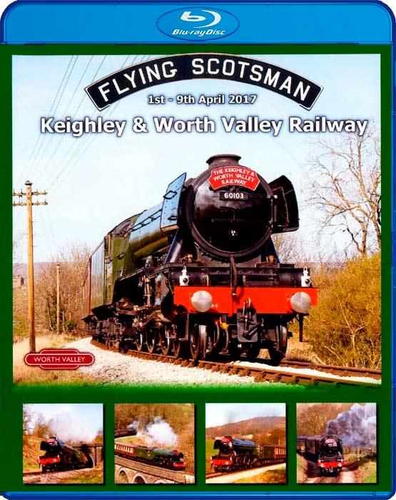 Flying Scotsman - Keighley & Worth Valley Railway