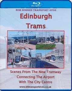 Edinburgh Trams - Blu-ray