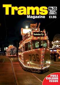 TRAMS Magazine 35 - Winter 2006/07